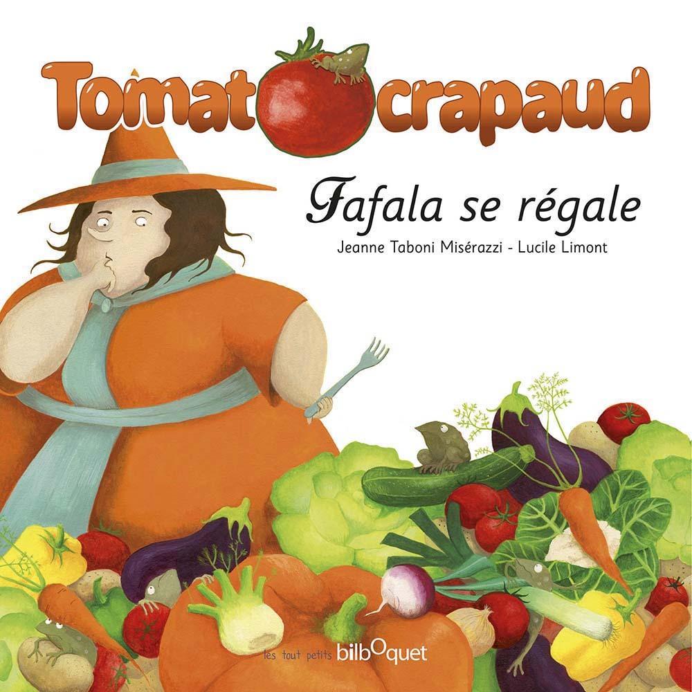 TOMATOCRAPAUD-FAFALA SE REGALE