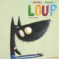 CHIFFRES A CROQUER DE LOUP