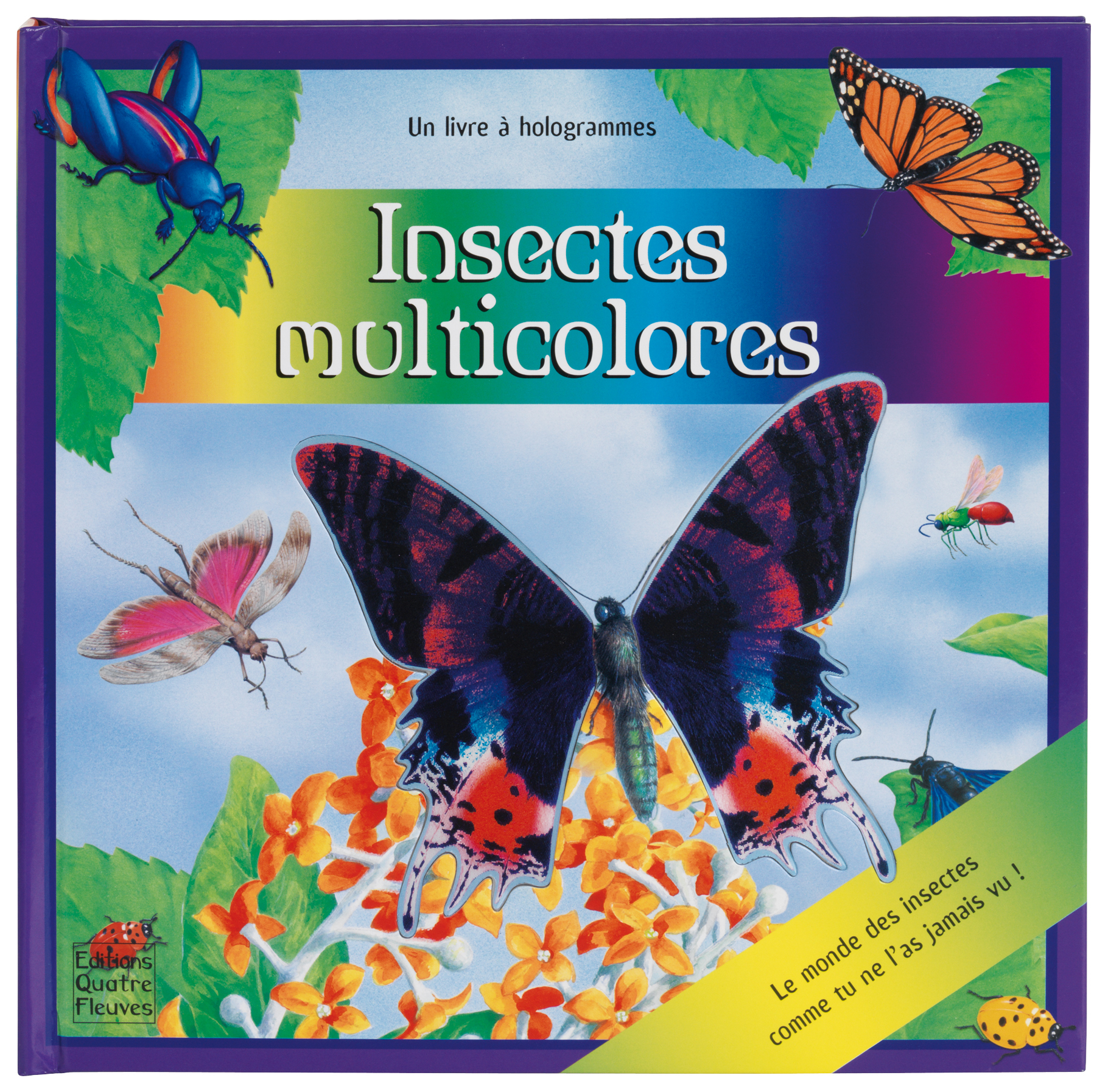 INSECTES MULTICOLORES