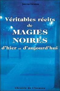 VERITABLES RECITS DE MAGIES NOIRES