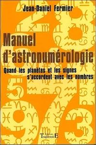 MANUEL D'ASTRONUMEROLOGIE