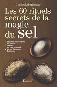 LES 60 RITUELS SECRETS DE LA MAGIE DU SEL
