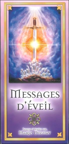 MESSAGES D'EVEIL (54 CARTES)