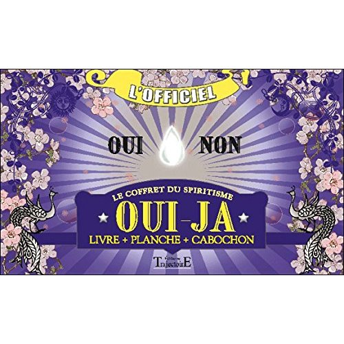LE COFFRET DU SPIRITISME OUI-JA