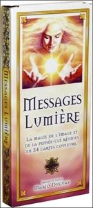 MESSAGES LUMIERE (54 CARTES)