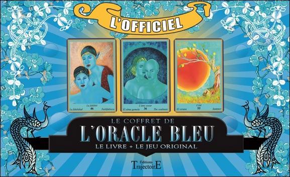 LE COFFRET DE L'ORACLE BLEU