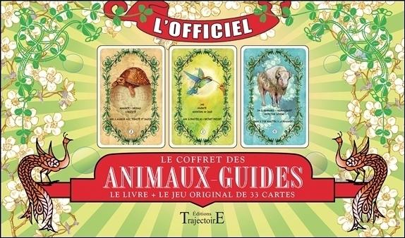 LE COFFRET DES ANIMAUX-GUIDES - LIVRE + JEU