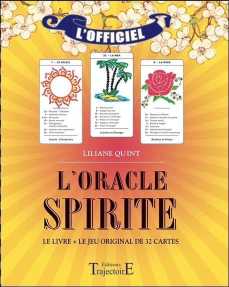 L'ORACLE SPIRITE - LE COFFRET