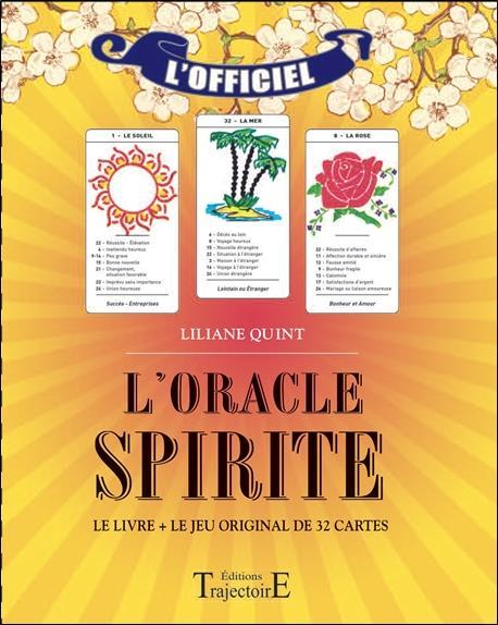 L'ORACLE SPIRITE - LE COFFRET