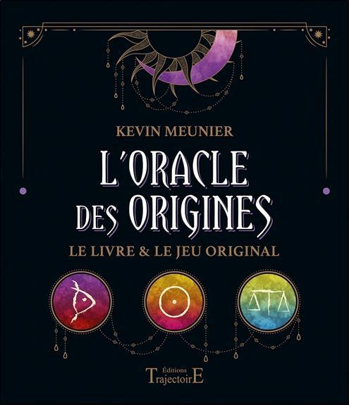 L'ORACLE DES ORIGINES - COFFRET