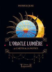 L'ORACLE LUMIERE - 52 CARTES & LA NOTICE - COFFRET