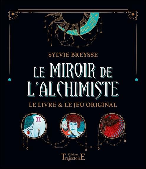 LE MIROIR DE L'ALCHIMISTE - LE LIVRE & LE JEU ORIGINAL - COFFRET