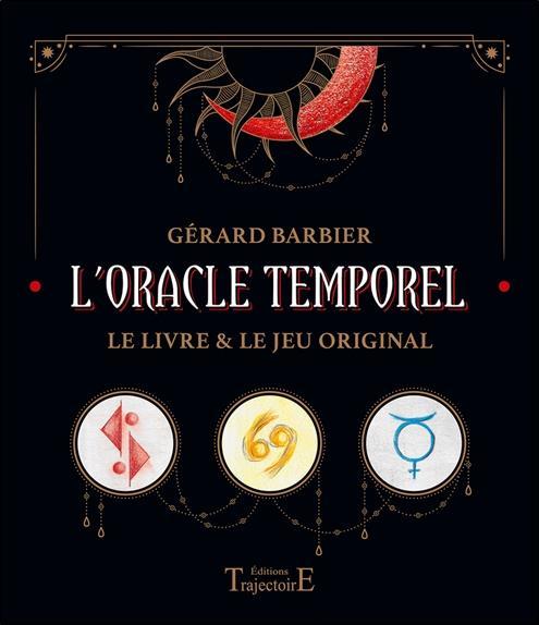 L'ORACLE TEMPOREL - LE LIVRE & LE JEU ORIGINAL - COFFRET