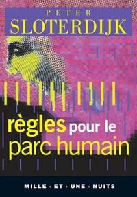 REGLES POUR LE PARC HUMAIN