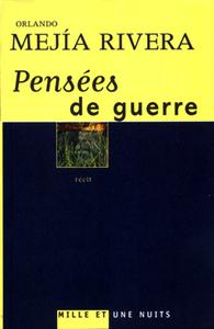 PENSEES DE GUERRE