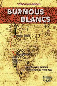BURNOUS BLANCS
