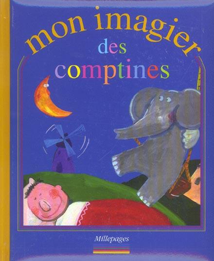 MON IMAGIER DES COMPTINES