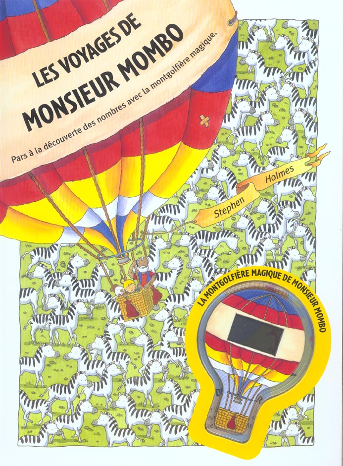 LES VOYAGES DE MONSIEUR MONBO