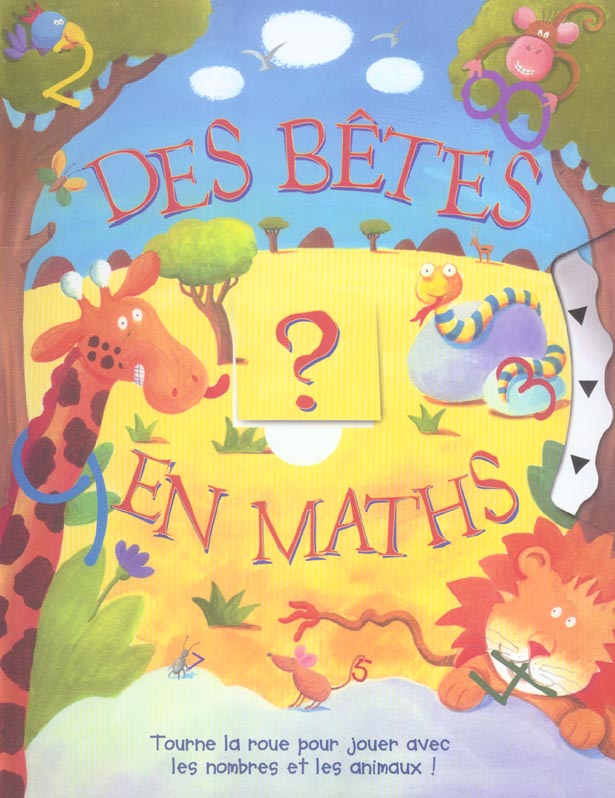 DES BETES EN MATHS