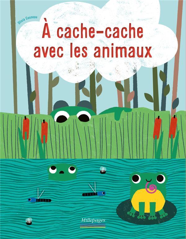 A CACHE-CACHE AVEC LES ANIMAUX