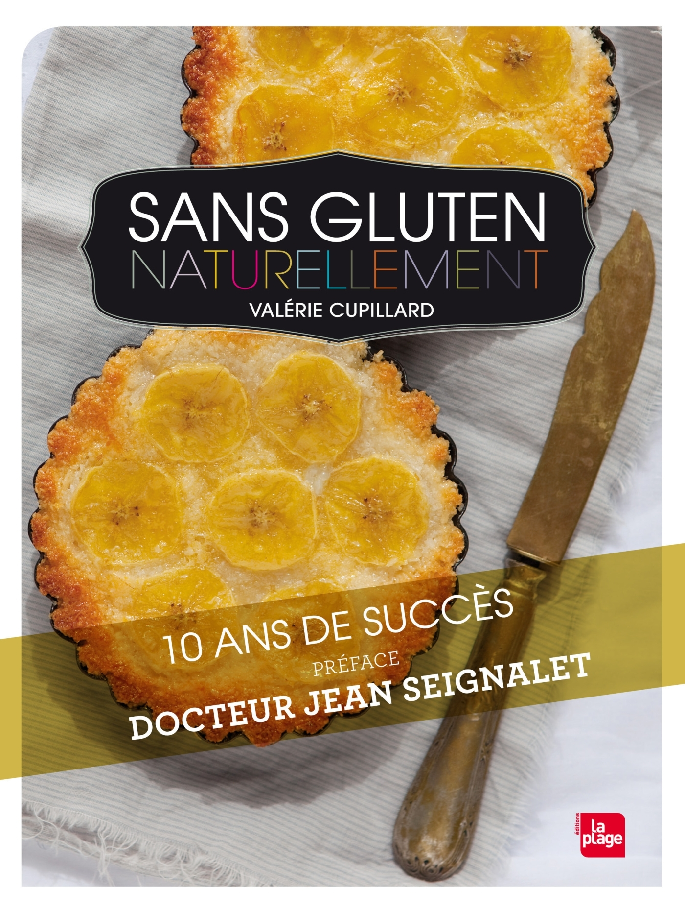 SANS GLUTEN NATURELLEMENT - ED ILLUSTREE