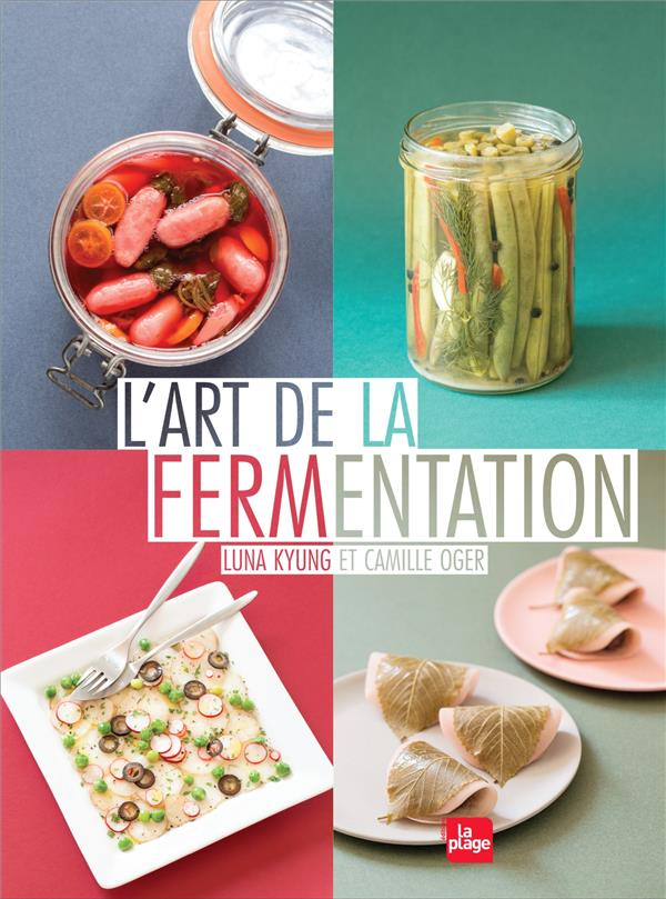 L'ART DE LA FERMENTATION