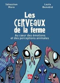 LES CERVEAUX DE LA FERME - LE MONDE EMOTIONNEL DES ANIMAUX D'ELEVAGE