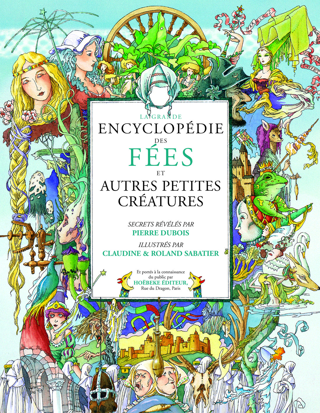 LA GRANDE ENCYCLOPEDIE DES FEES