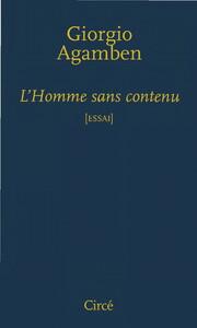 L'HOMME SANS CONTENU