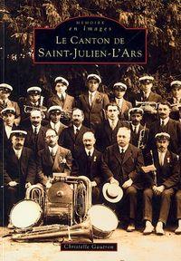 SAINT-JULIEN-L'ARS (CANTON DE)