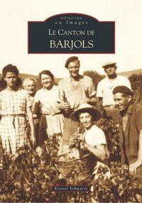 BARJOLS (CANTON DE)