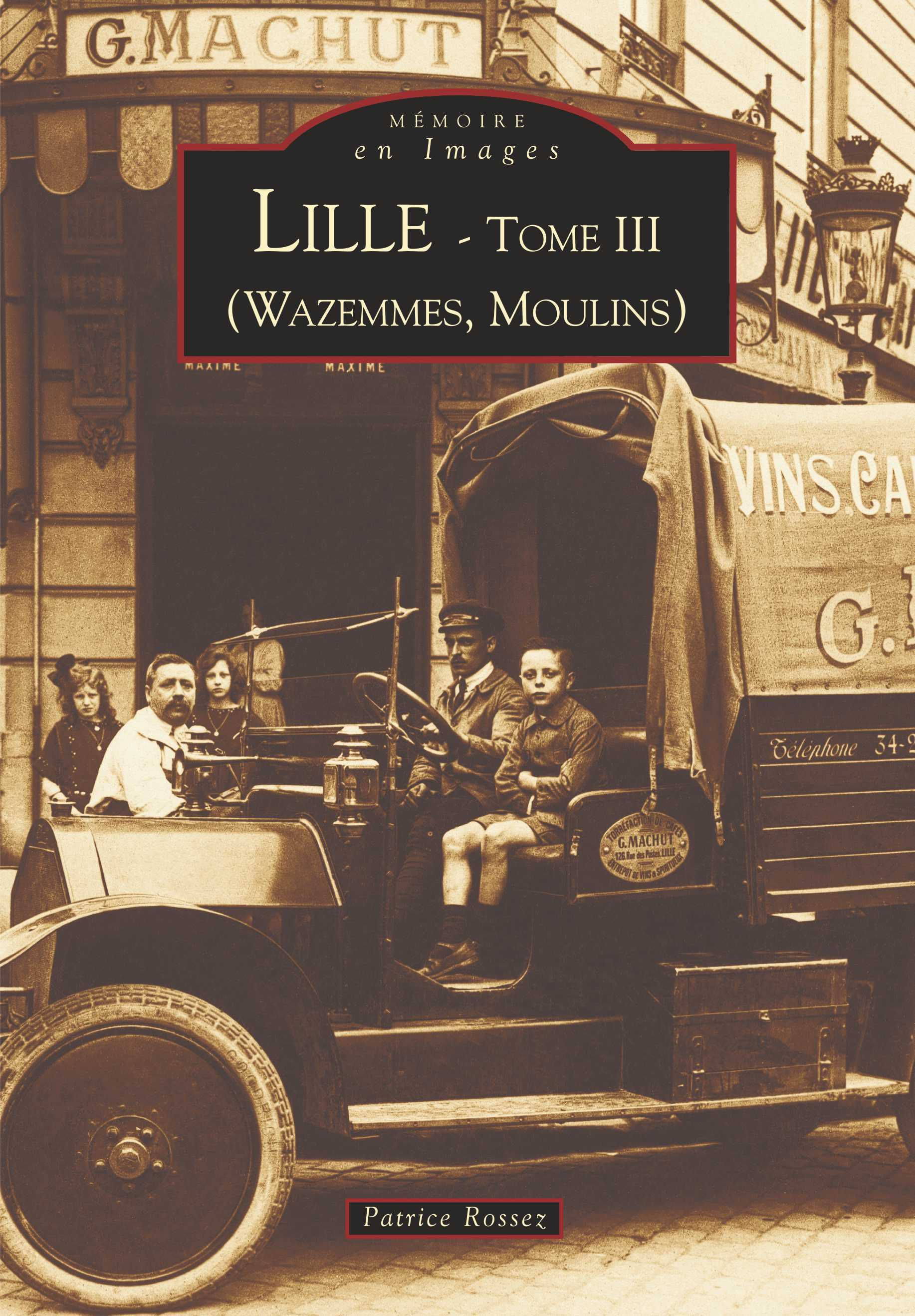 LILLE - TOME III