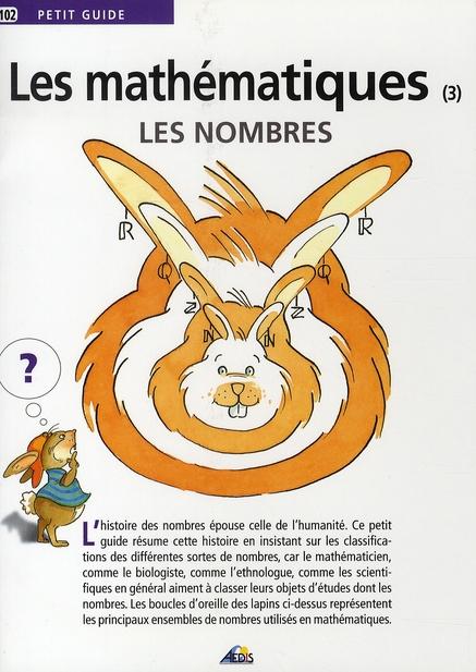MATHEMATIQUES (3) LES NOMBRES