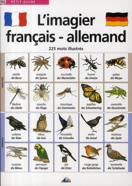 L'IMAGIER FRANCAIS/ALLEMAND