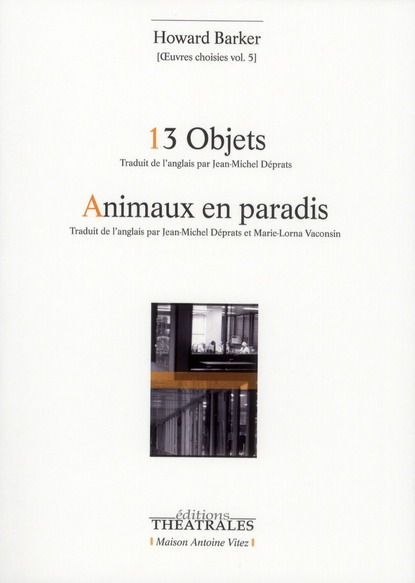 13 OBJETS ANIMAUX EN PARADIS NED