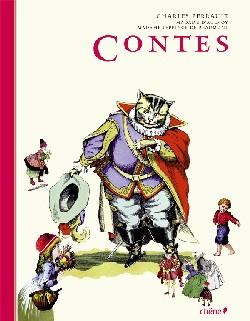 LE CONTES DE PERRAULT (GRAND FORMAT)