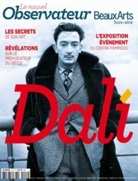 LE NOUVEL OBSERVATEUR/BEAUX ARTS-HORS SERIE N 2 - DECEMBRE/JANVIER 2012-DALI