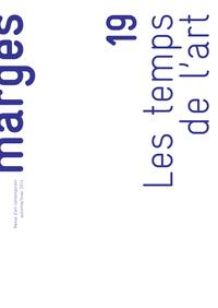 TEMPS DE L ART