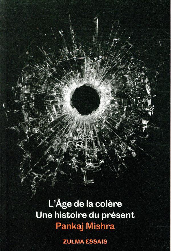 L'AGE DE LA COLERE. UNE HISTOIRE DU PRESENT