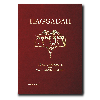 HAGADDAH LUXE -ANGLAIS-