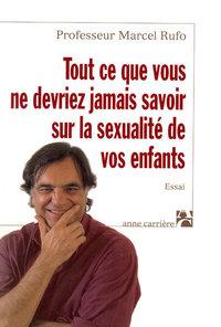 TOUT CE QUE VOUS NE DEVRIEZ JAMAIS SAVOIR SUR LA SEXUALITE DE VOS ENFANTS