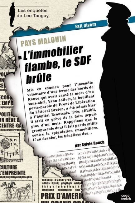 T 2 - L'IMMOBILIER FLAMBE, LE SDF BRULE