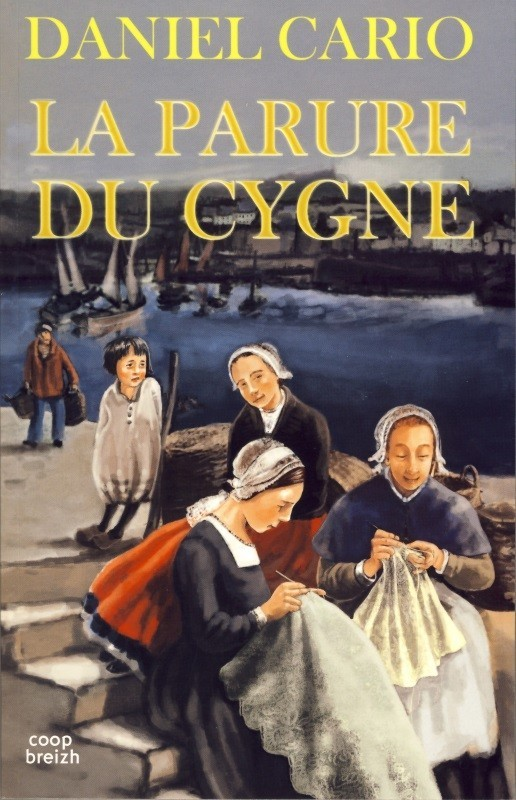 LA PARURE DU CYGNE