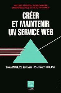CREER ET MAINTENIR UN SERVICE WEB COURSINRIA 28 09 9802 10 98