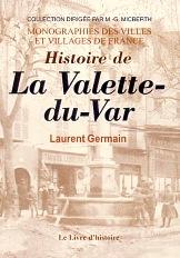 LA VALETTE-DU-VAR  (HISTOIRE DE)