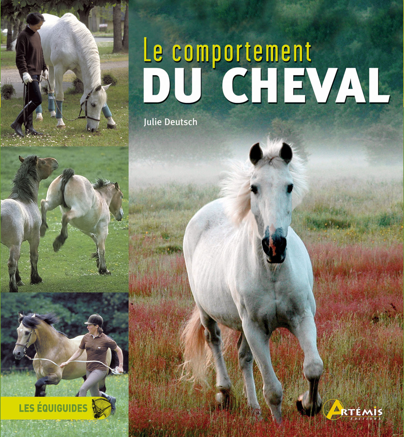 LE COMPORTEMENT DU CHEVAL