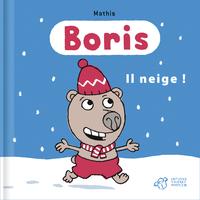 BORIS, IL NEIGE !