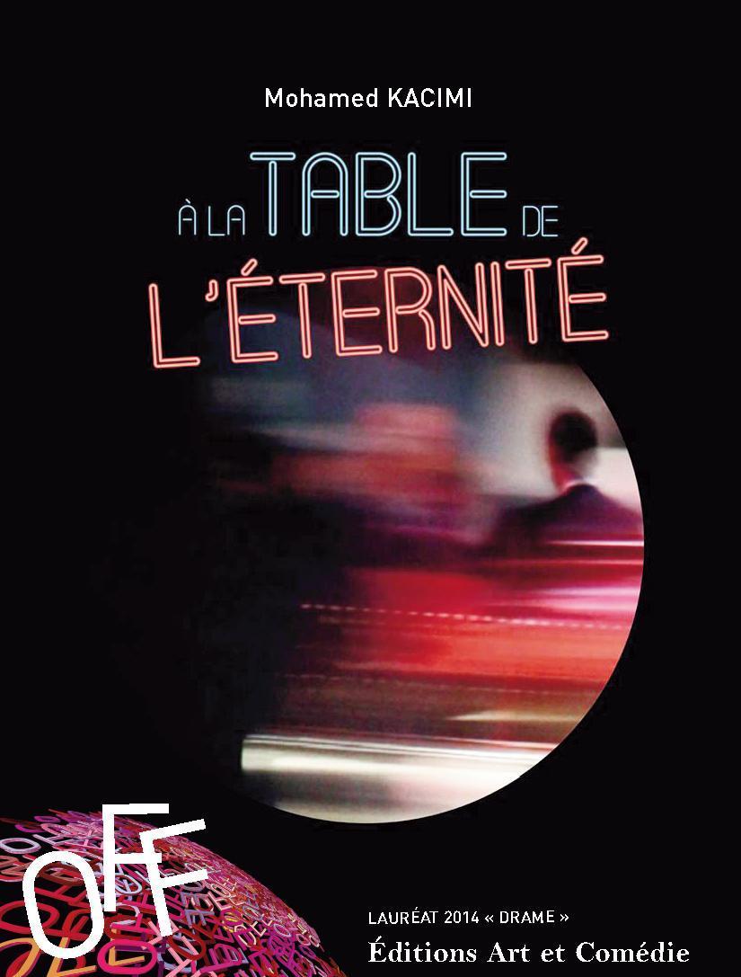A LA TABLE DE L'ETERNITE