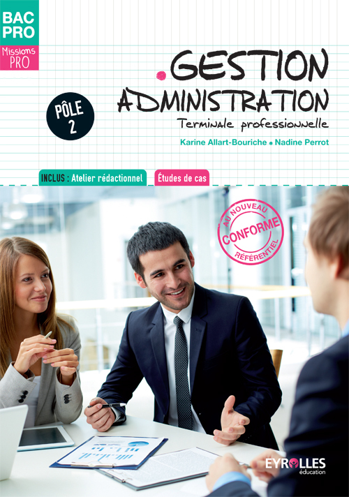 GESTION ADMINISTRATION TERMINALE PROFESSIONNELLE- POLE 2