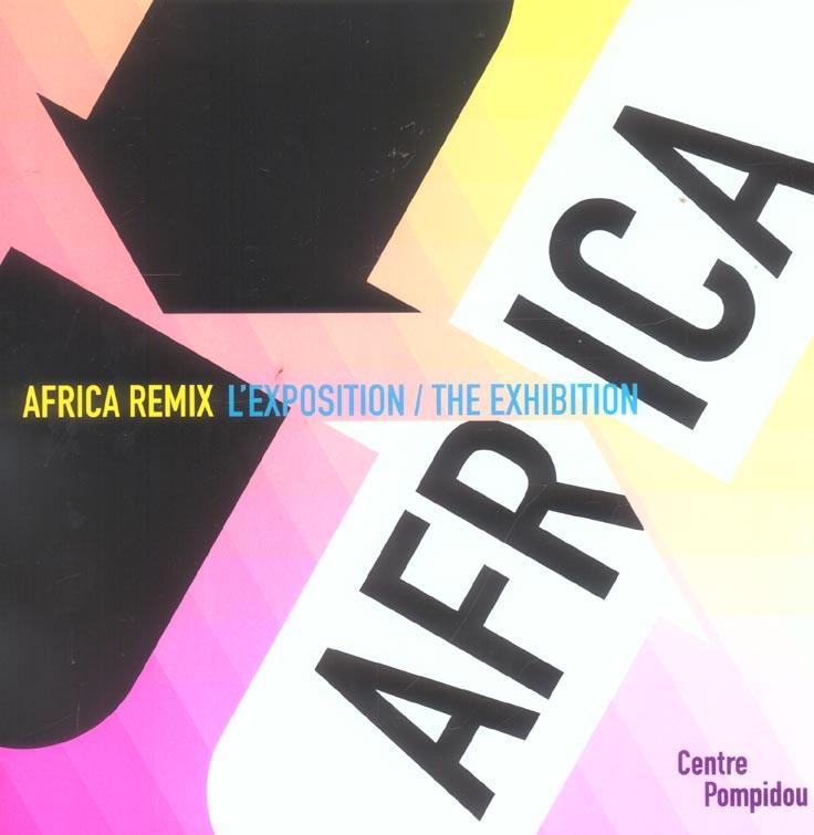 AFRICA REMIX, ALBUM